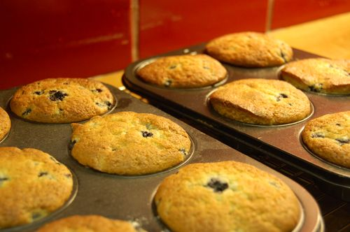 Blåbærmuffins 2, s 20