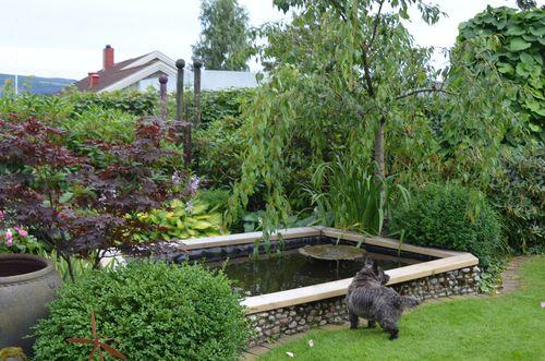 Den blå hagen på huseby: september 2015