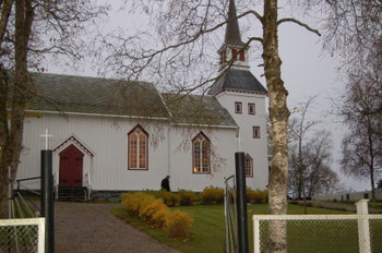 Namdalseid_church
